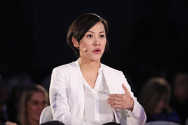 滴滴总裁柳青再次上榜《财富》全球最具影响力女性,位列15