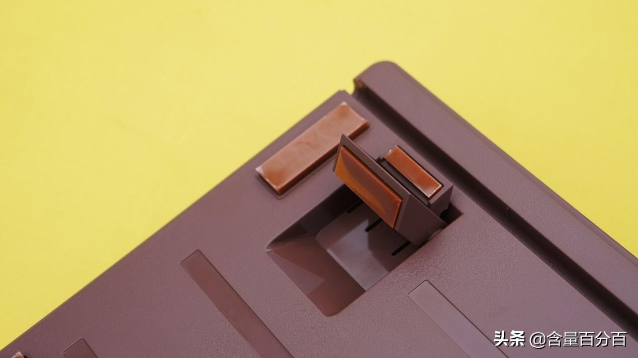 什么是巧克力键盘(黑爵巧克力有线键盘开箱测评)