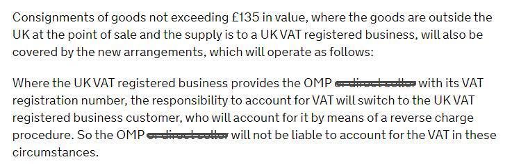 深度解读英国VAT新税改四大交叉影响,直发模式能否做到免税进口?