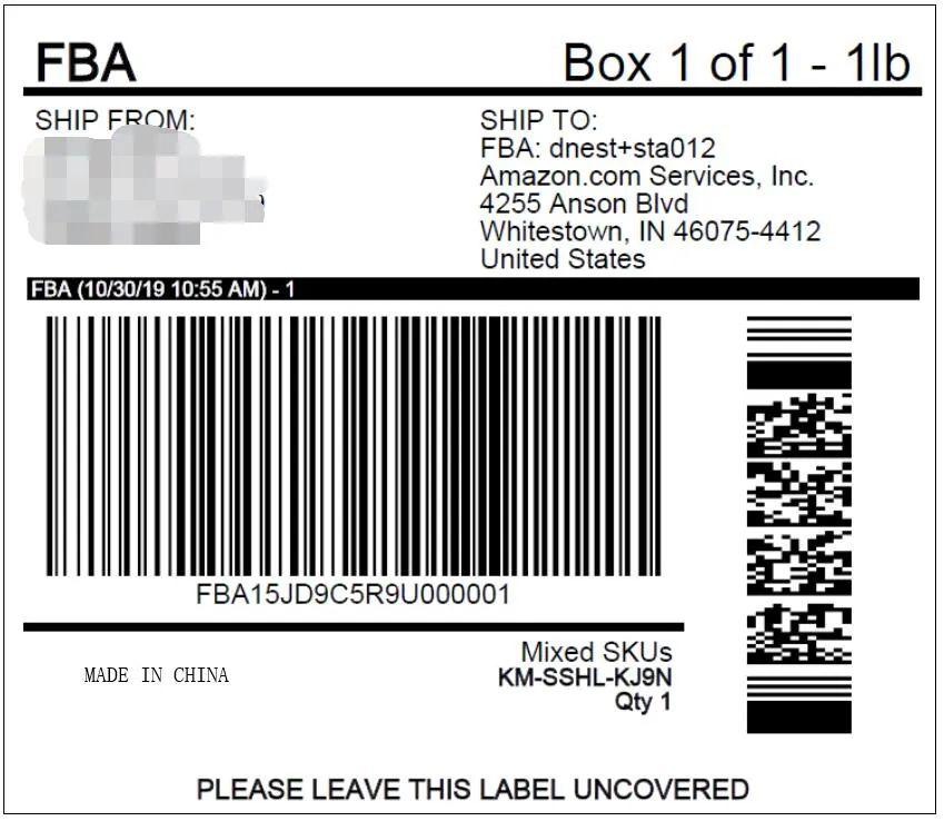 亚马逊FBA货件顺利入仓的几大要素