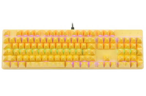 """""""榴莲键盘""""火了 网友:不是用的 而是用来跪的"""
