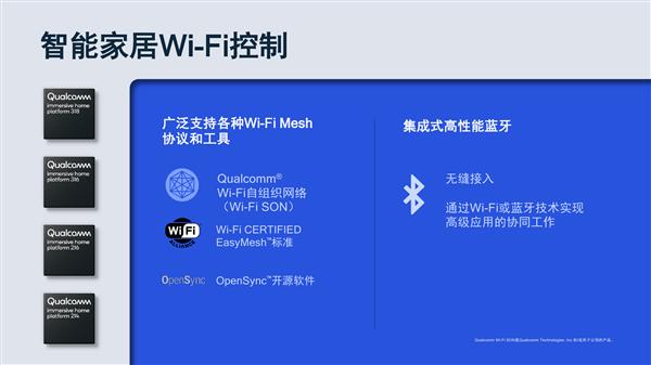 高通奉上四大沉浸式联网平台:消灭家庭Wi-Fi最后一处死角