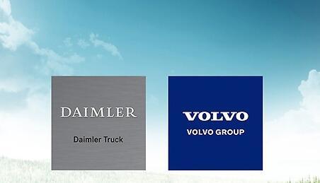 沃尔沃集团与戴姆勒卡车将成立合资公司 开发生产燃料电池系统