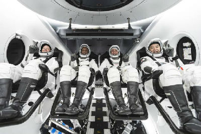 定了!SpaceX计划于11月14日执行首次商业载人航天任务