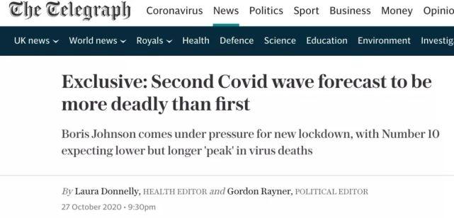 多国封锁,欧美疫情迎第二波高发期,跨境物流依旧承压 | 纵腾观察