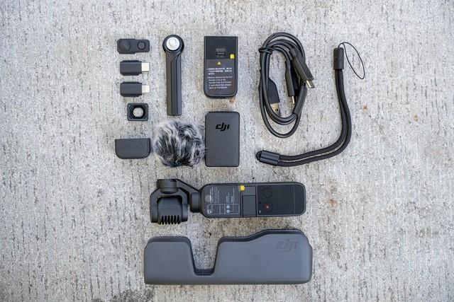 大疆口袋云相机拍照好吗(大疆发布了Pocket 2口袋云台相机)