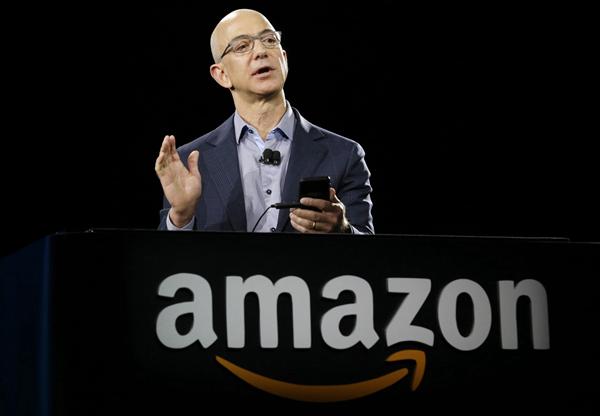 贝佐斯一口气出售了价值超30亿美元的亚马逊股票