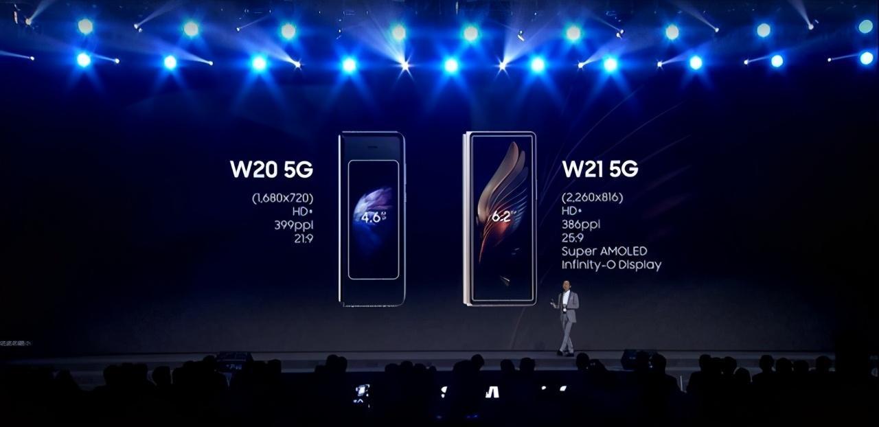 三星W21 5G正式发布,售价19999元!勇者无畏仁者无疆