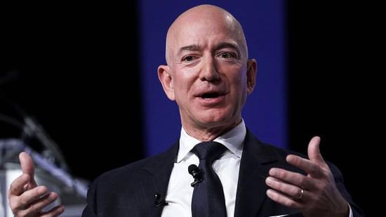 贝索斯出售超30亿美元亚马逊股票,今年套现总额已超102亿美元