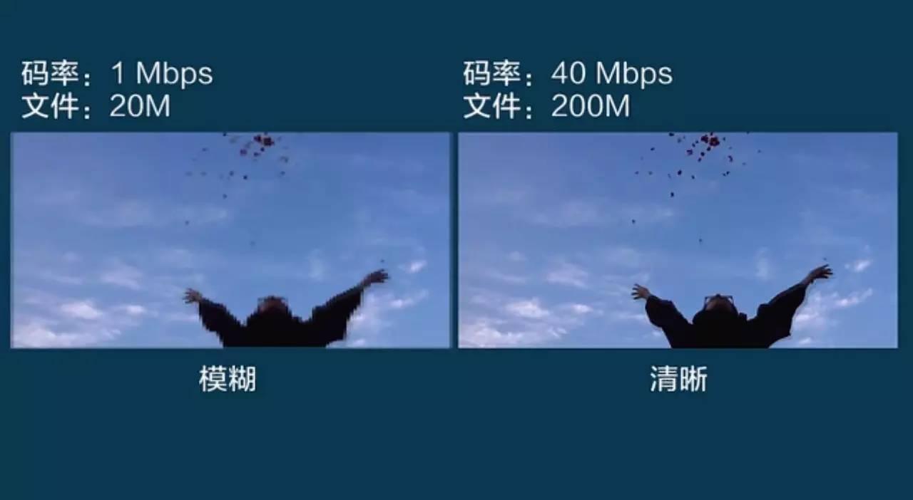 什么格式的视频最小最清晰(5分钟了解视频格式常识)