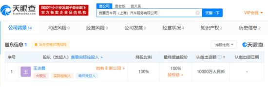 """上海""""共享特斯拉""""每分钟2元 平台资质受质疑 背后到底是谁?"""