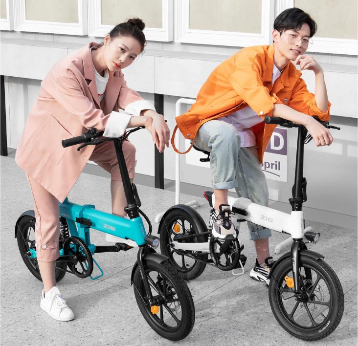 折叠式电动自行车价格(HIMO折叠电动自行车Z16报价)