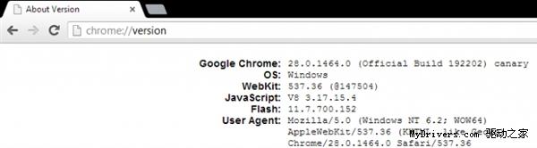 【英文谷歌优化】_chrome 28是什么版本(Chrome 28已采用全新Blink引擎)
