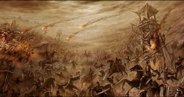 战争的诗句有哪些-十首关于战争的古诗