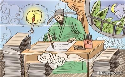七录文言文翻译-后名读书之斋曰七录的翻译