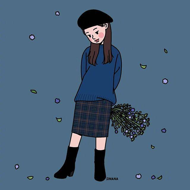 给女孩留言的暖心句子-向女生问候的暖心话语