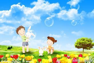 描写童年的优美句子-童年快乐简短的句子分享