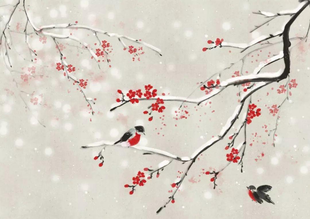 描写雪的古诗词名句-赞美雪景的诗句赏析