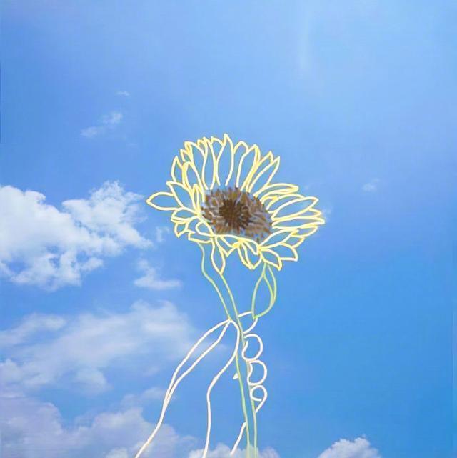 诗和远方的励志句子-向往未来的正能量说说