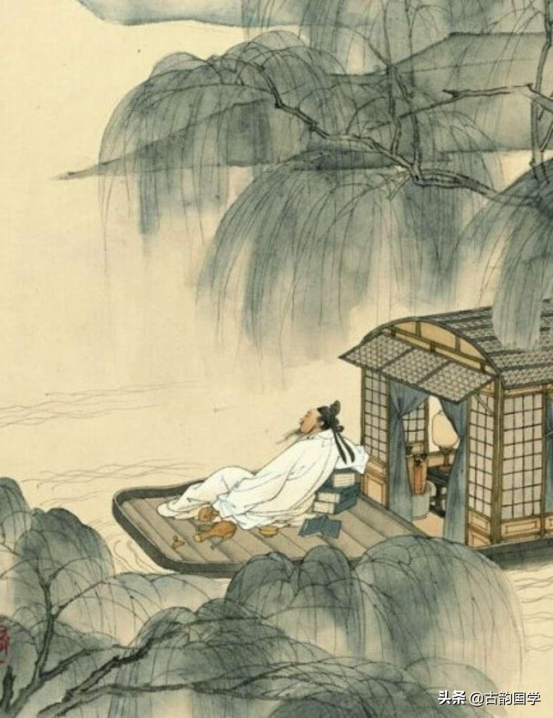 唐杜甫的诗有哪些-杜甫最具代表的17首古诗赏析