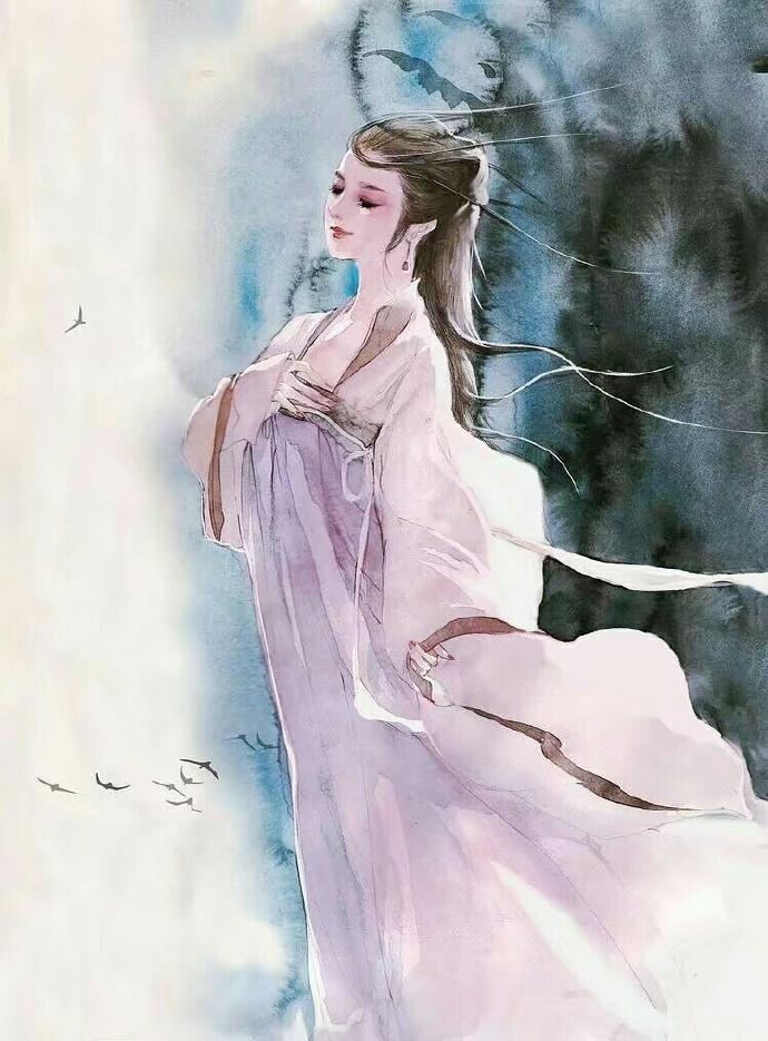 文艺表达暗恋的句子-暗恋一个人的古风唯美句子