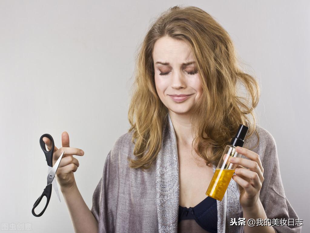 怎么样让头发柔顺?三大方法,点亮护发小心机