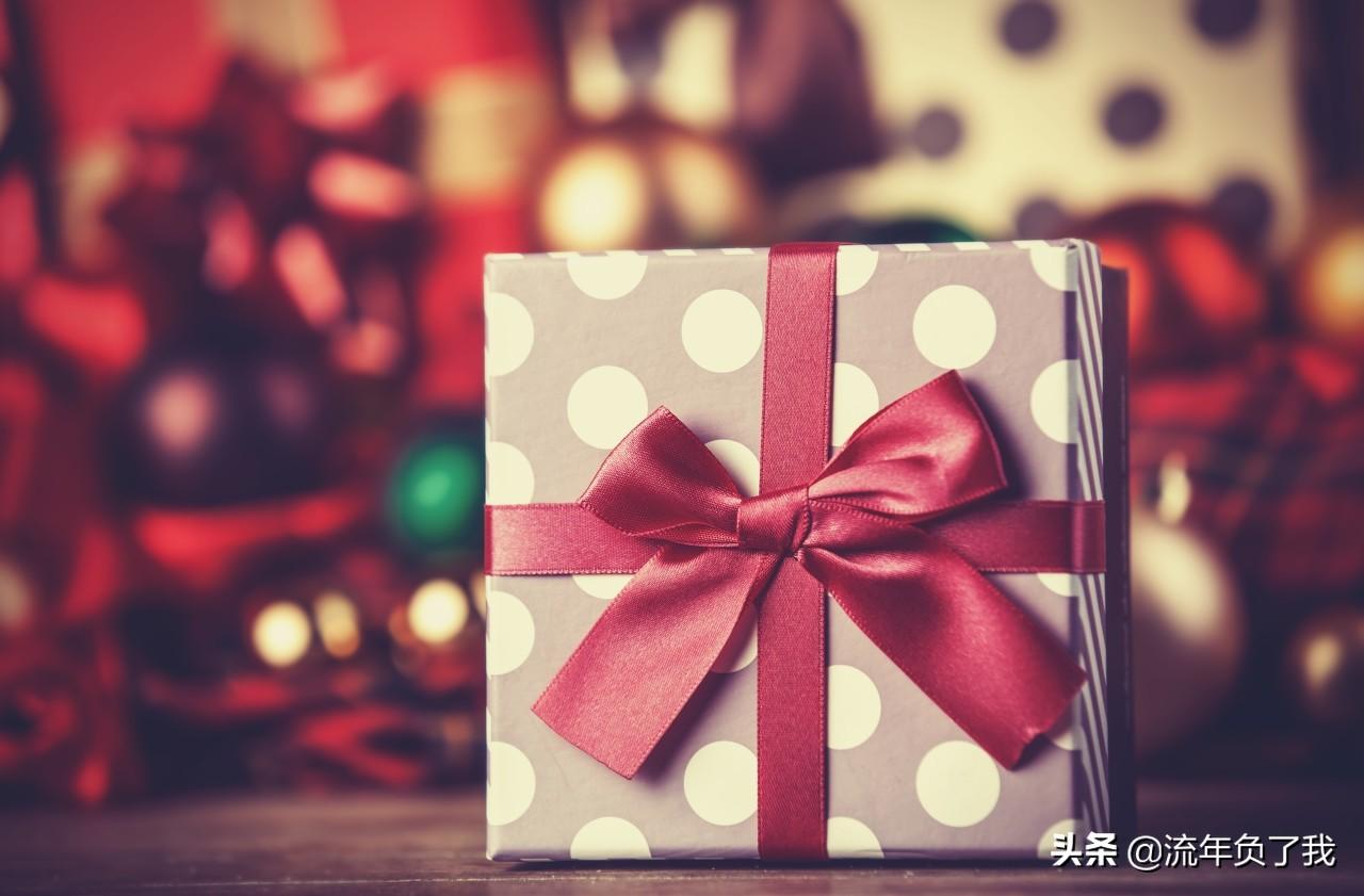 圣诞节送女生什么礼物,这样选礼物,最容易博得女神一笑