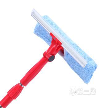 只有想不到没有做不到!详解擦玻璃器使用方法 到扫卫迎猴年!