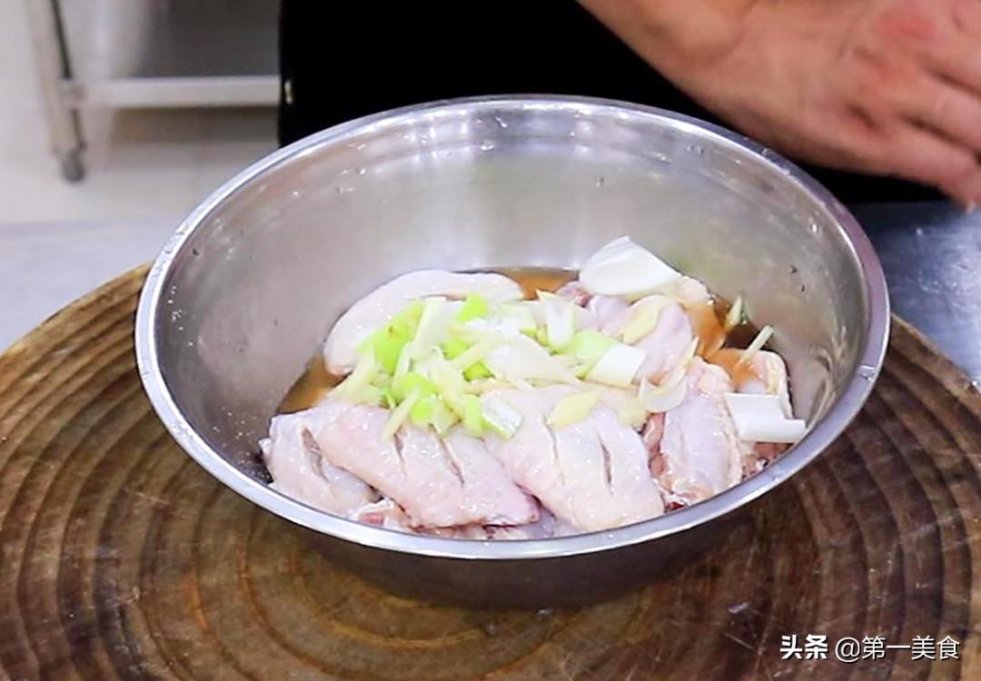 厨师长分享可乐鸡翅的家常做法,学会这一招,香而不腻,滑嫩入味