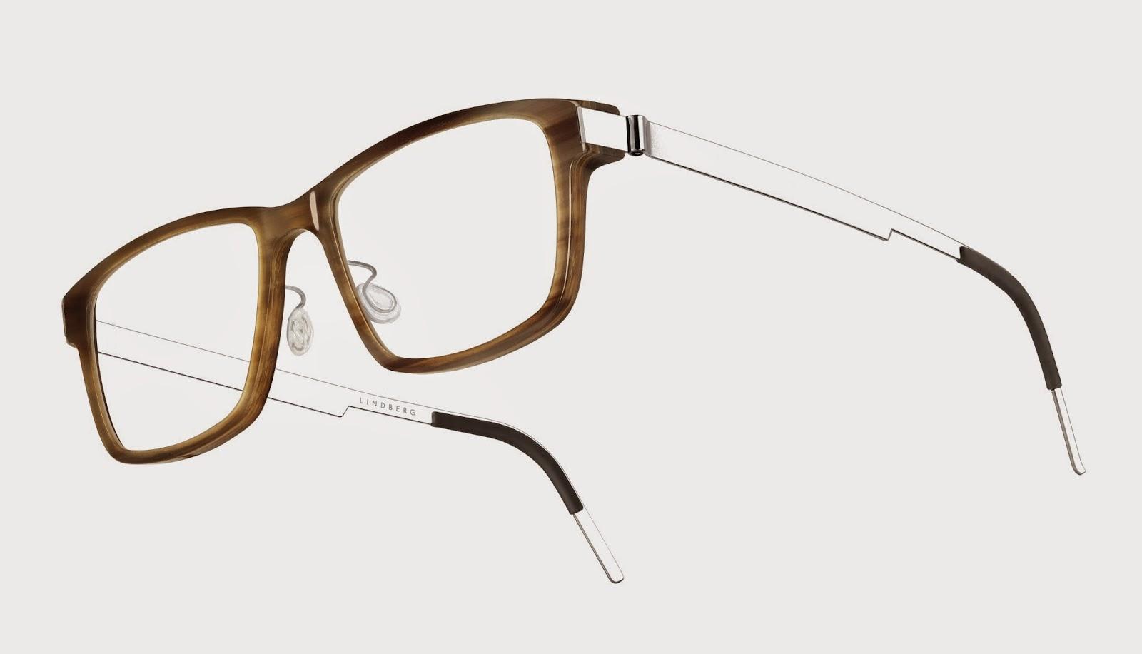 """鼻梁被眼镜压塌?试试这副只有 1.9g 的眼镜吧,从此告别尴尬的""""小红章"""""""