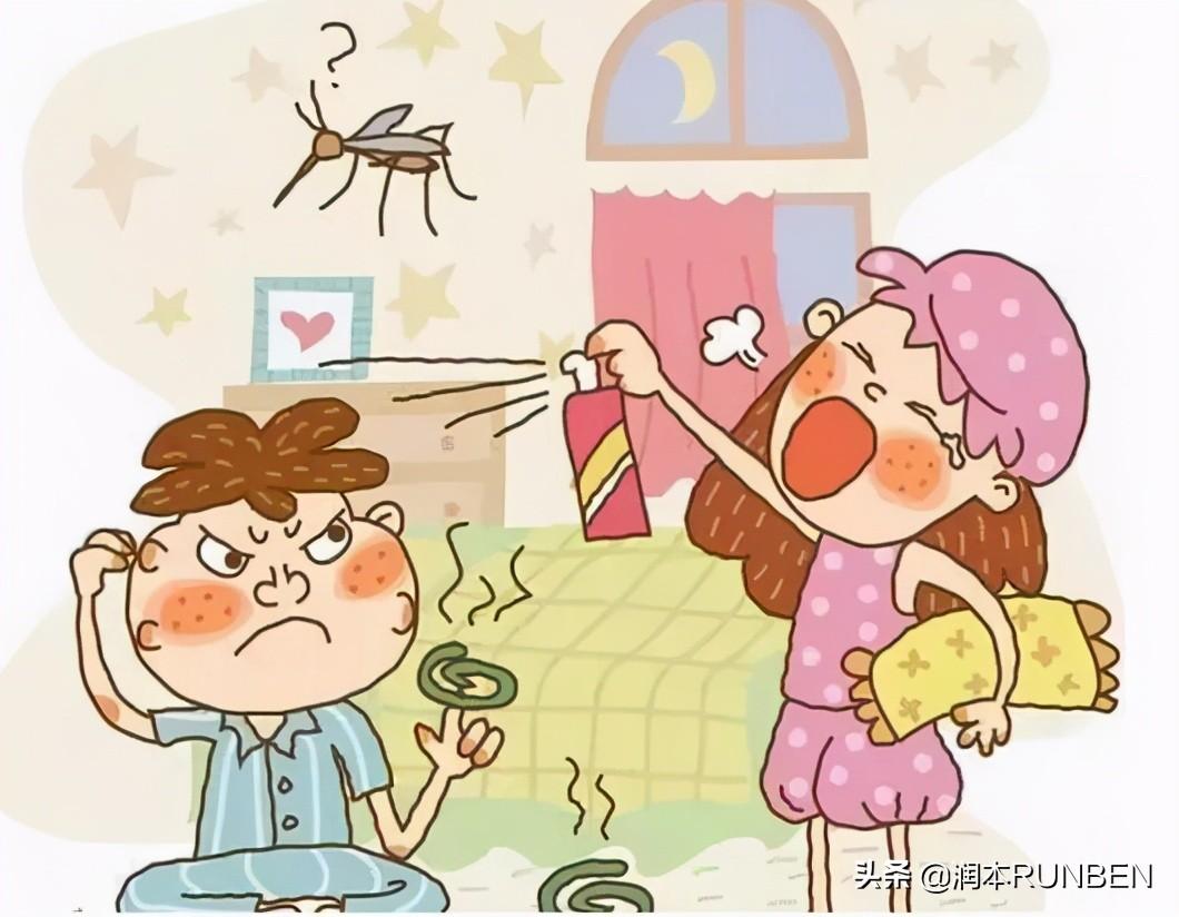 润本科普 蚊香对人体有危害?解锁正确使用新姿势