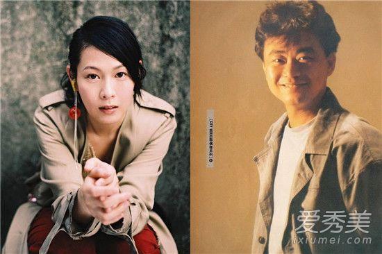 刘若英和陈升的爱情故事是怎么回事?刘若英和陈升接吻图曝光