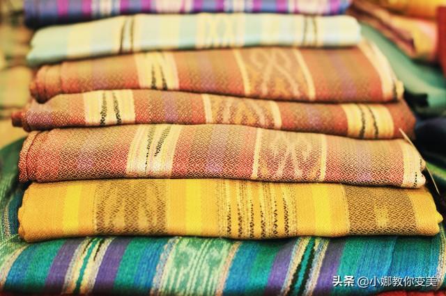 真丝斜纹绸面料介绍和其特点