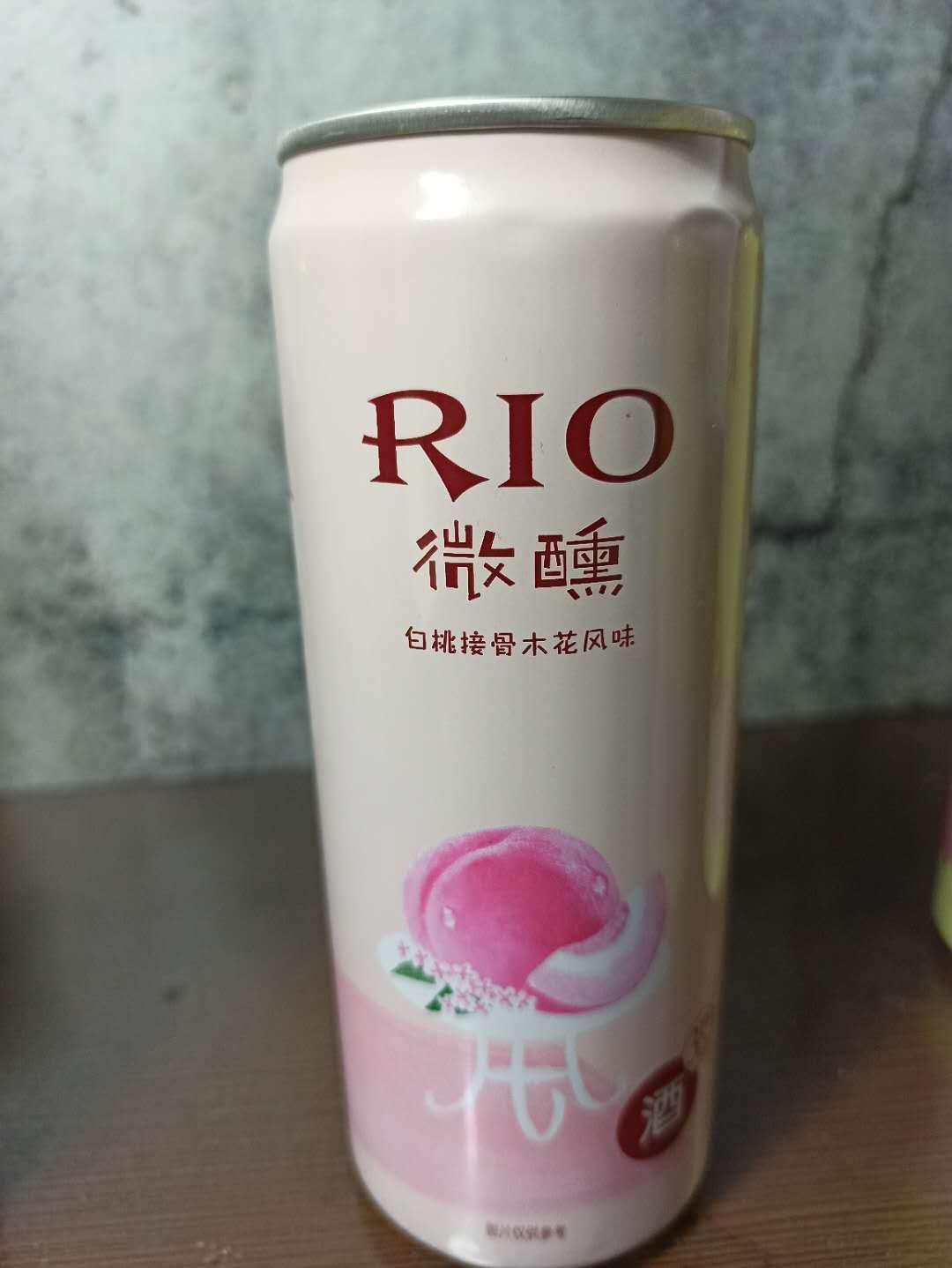RIO微醺鸡尾酒评测:小酌怡情,不二之选