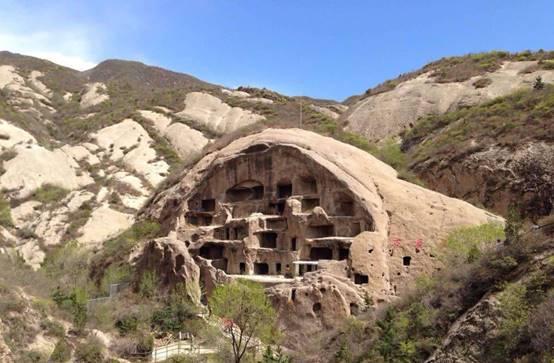 """中国规模最大的""""迷宫"""",含崖居洞穴170个,至今仍是未解之谜"""