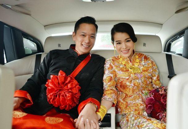 胡杏儿错付8年青春,和黄宗泽分手后,倒贴3000万嫁给李承德
