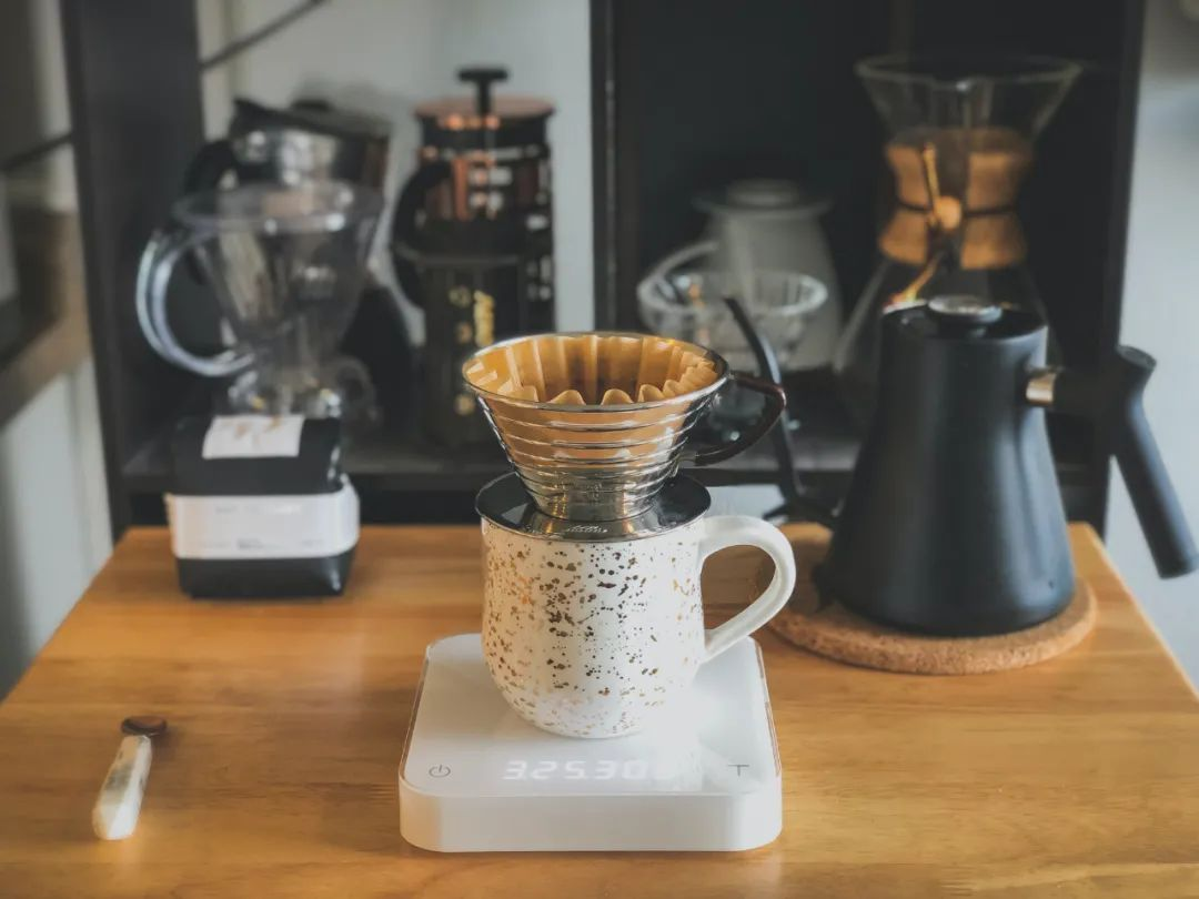 冲煮咖啡粉水比多少合适呢?有没有统一标准?