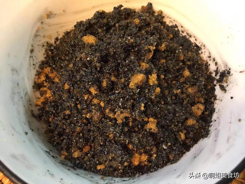 在家做艾叶粑粑,两种粉的比例要牢记,口感软糯不粘牙,百吃不腻