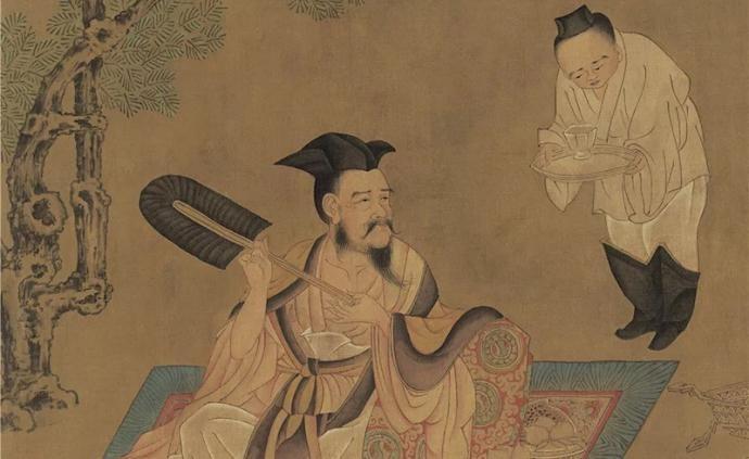 魏晋美男子(一)肤白貌美,如珠如玉