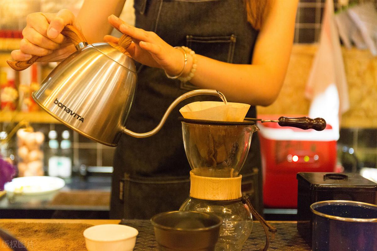 如何冲煮一杯好咖啡——手冲咖啡体验小课堂