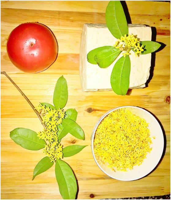 桂花能吃吗?教你4步采集清洗桂花,用它做菜好吃又营养