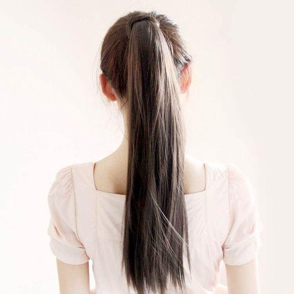 马尾女孩看过来:夏季潮发马尾辫,你扎对了吗?