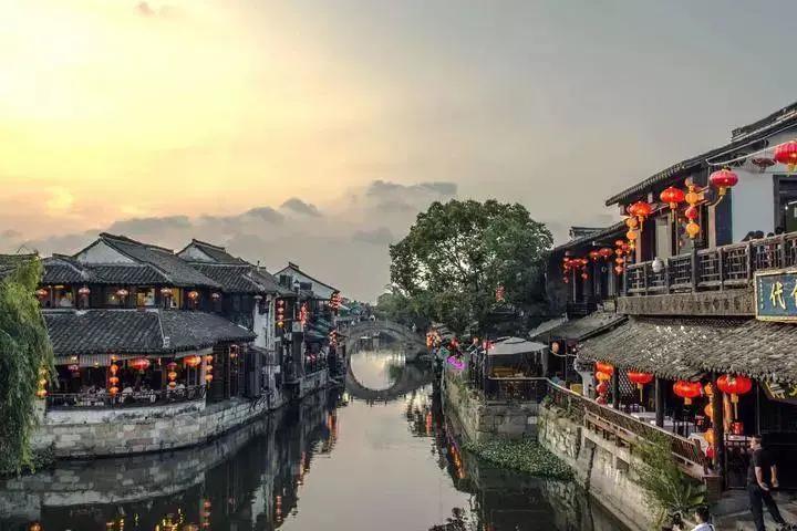 国家5A级景区(九十五),浙江嘉兴市西塘古镇旅游景区