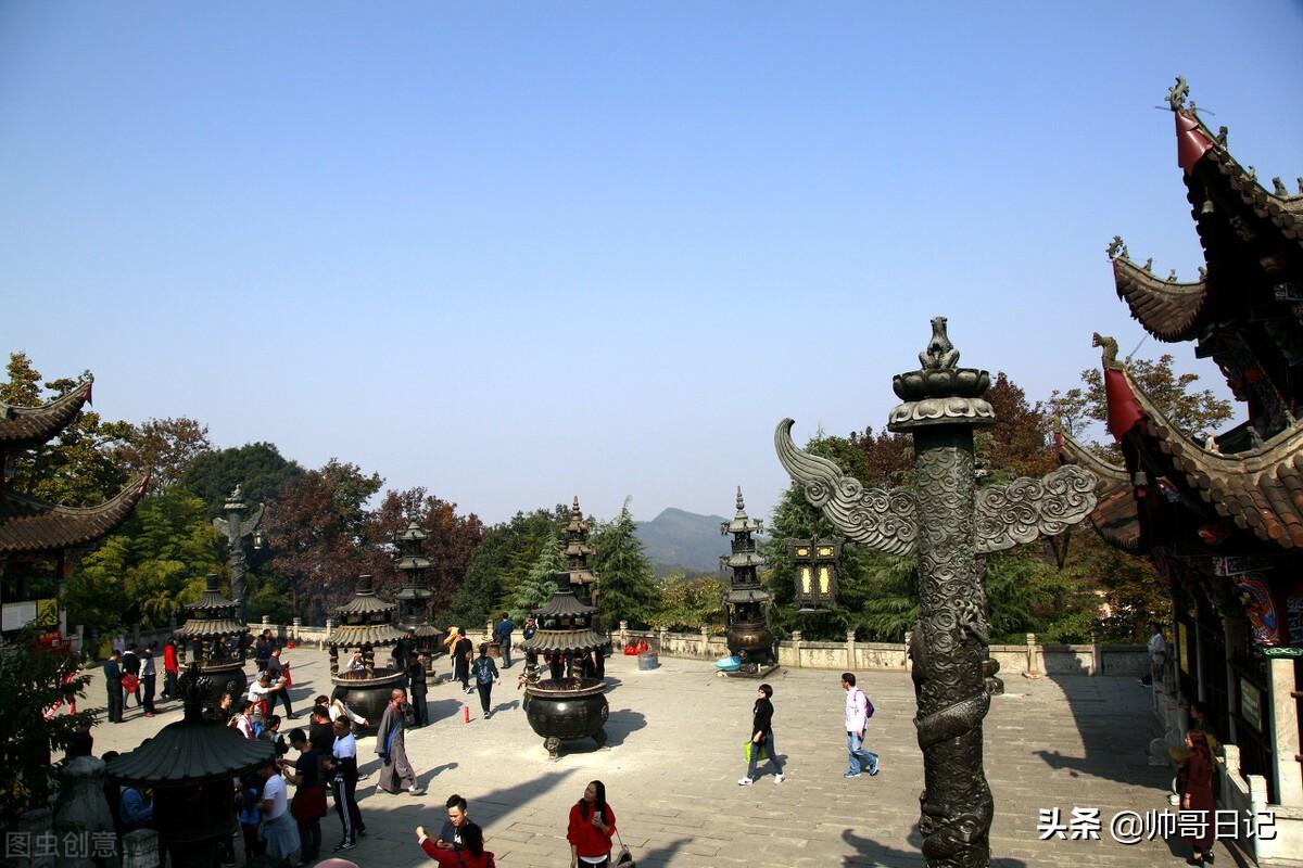 独具特色的地藏文化圣地九华山