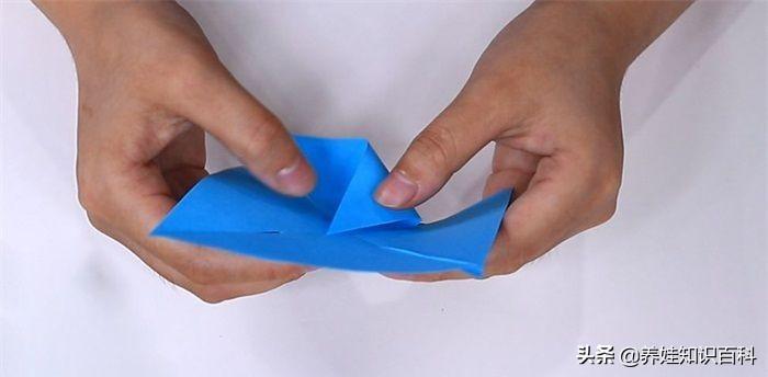 风车怎么折?简简单单的几个步骤,教会您如何折出一个漂亮的风车