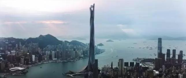 导演想拍《摩天大楼的2》被巨石强森亏爆