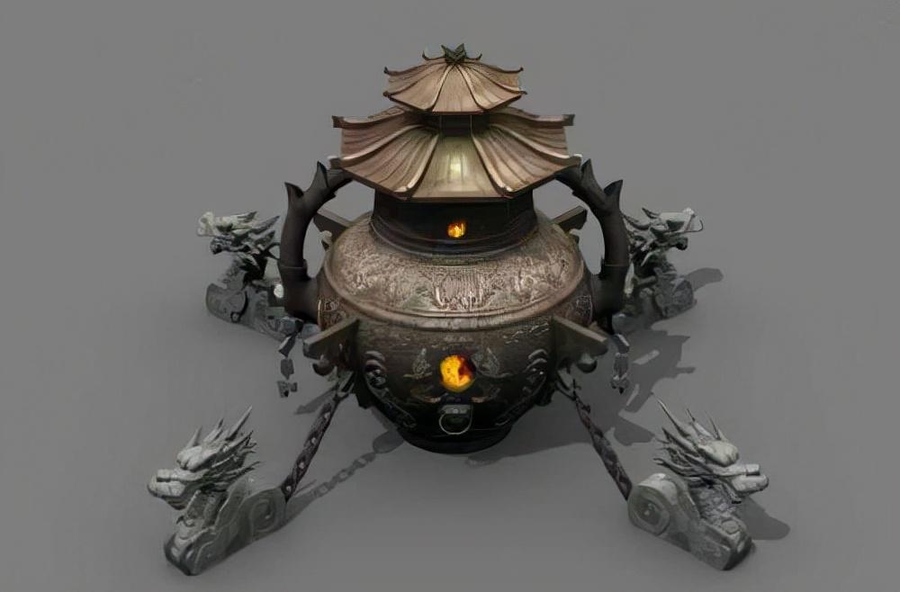 中国四大发明之火药